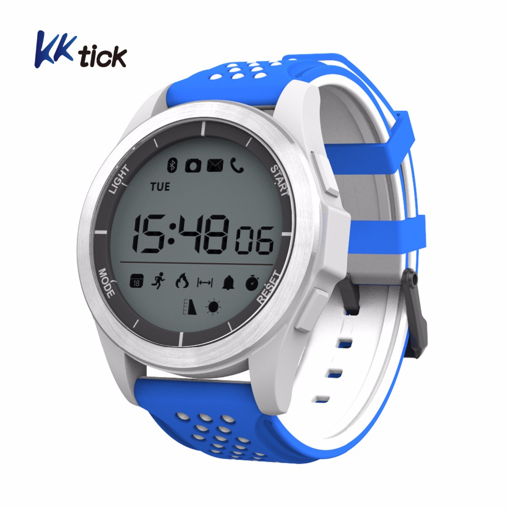 ip68 waterproof Smart Watch KKTICK F3 outdoor Clock Sports Sleep Track Wearable Fitness Reminder Smart Activity Tracer