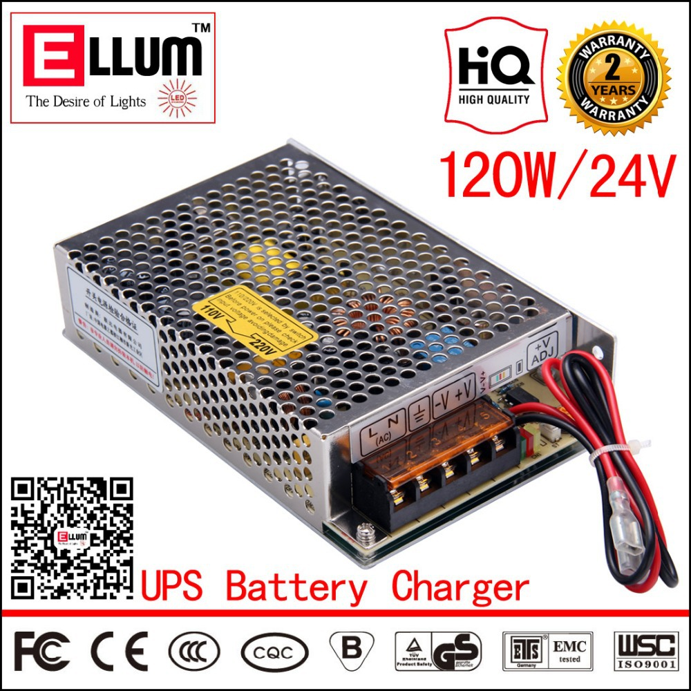 4a Ups 24v Battery Backup Charger Ac Dc Ce Rohs Approval