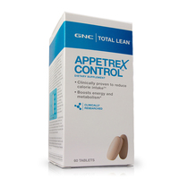Free Shippin Appetrex Control 60 Pcs Reduce Calorie Intake Boosts Energy And Metabolism