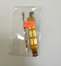 High quality Power On Off Switch Volume Camera Button Key Flex Cable Ribbon For Sony Xperia