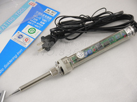 Freeshipping High Quality 907 Adjustable Constant Temperature Lead Free Internal Heating Electric Soldering Iron 220V 60W