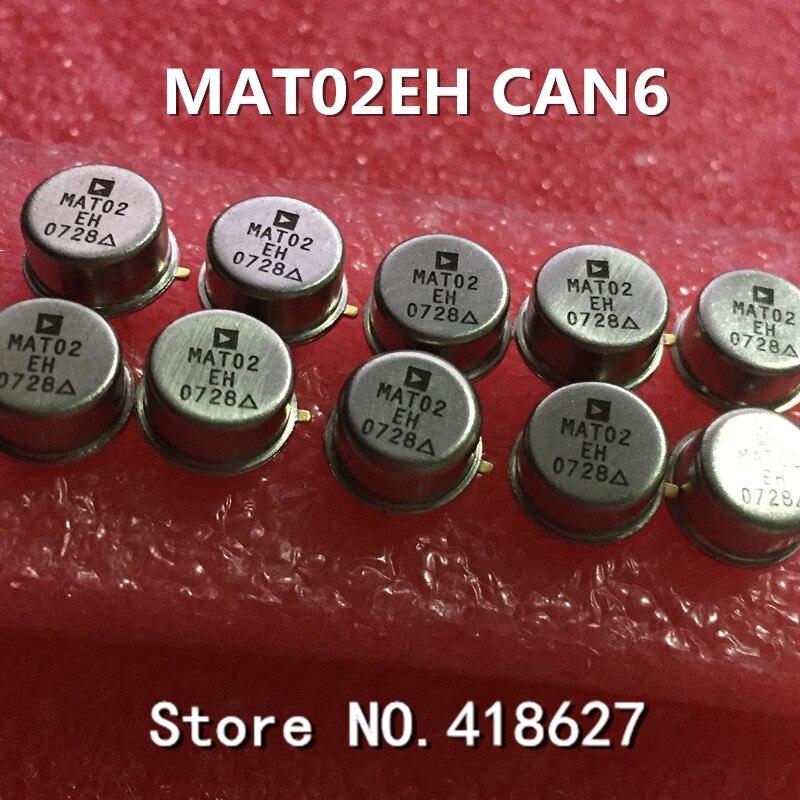 MAT02EH TRANSISTOR CAN6 MAT02EH