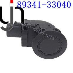 10 sztuk odległości PDC parkowania czujnik do Toyoty Camry Corolla 89341-33040-A0 89341-33040 czarny biały kolor srebrzysty