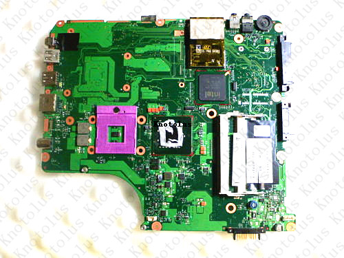 6050A2169401 for Toshiba Satellite A300 laptop motherboard Intel V000125090 GL960 DDR2 Free Shipping 100% test ok hot new free shipping h000052580 laptop motherboard fit for toshiba satellite c850 l850 notebook pc video chip 7670m