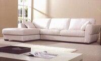 Modern Fabric Sofa 2013 French Design New Living Room L Shaped Fabric Corner Sofa Smart Sofa