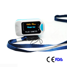 Free Shipping NEW CE FDA Approved CMS50N Fingertip Pulse Oximeter Blood Oxygen SPO2 PR Monitor OLED Display(China (Mainland))