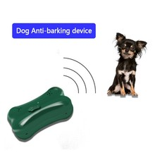 Отпугиватель собак домашних животных Анти лай Стоп кора тренировочное устройство тренажер ультразвуковой собачий тренировочный инструмент для внутреннего наружного обучения домашних животных