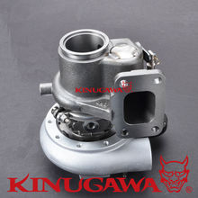 Kinugawa Billet Turbocharger TD05H-18G-6cm T3 V-Band Turbine Hsg for TOYOTA 1HZ Land Cruiser