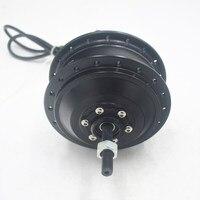 36V 48V 250W High Speed Brushless Gear Hub Motor e bike Motor Rear Wheel Drive DXF135