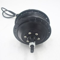 36V 48V 250W High Speed Brushless Gear Hub Motor e bike Motor Rear Wheel Drive DXF135