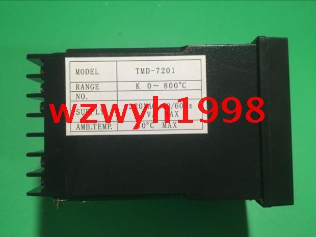 Genuine BKC intelligent temperature controller old TMD-7201 temperature controller TMD  цены