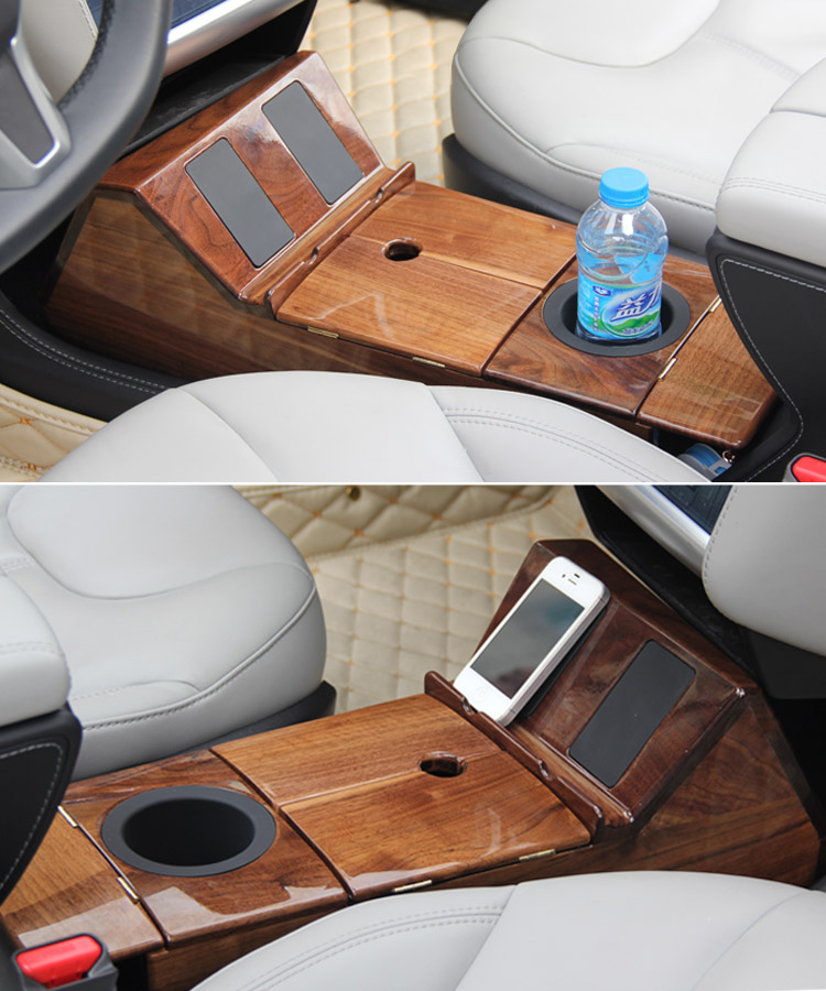 Customized Integrated Control Box Peach Wood Wooden