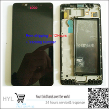 Original quality 100% NEW Touch screen digitizer+LCD display with frame For Nokia lumia 950 fast shipping tracking number