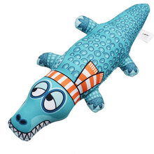 Dog Chew Toys New Crocodile Shape Bite-Proof Pet Sound Toy Molar