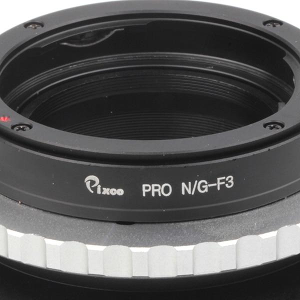 Pixco adapter za pritrditev obroča za objektiv Nikon G za fotoaparat - Kamera in foto - Fotografija 6