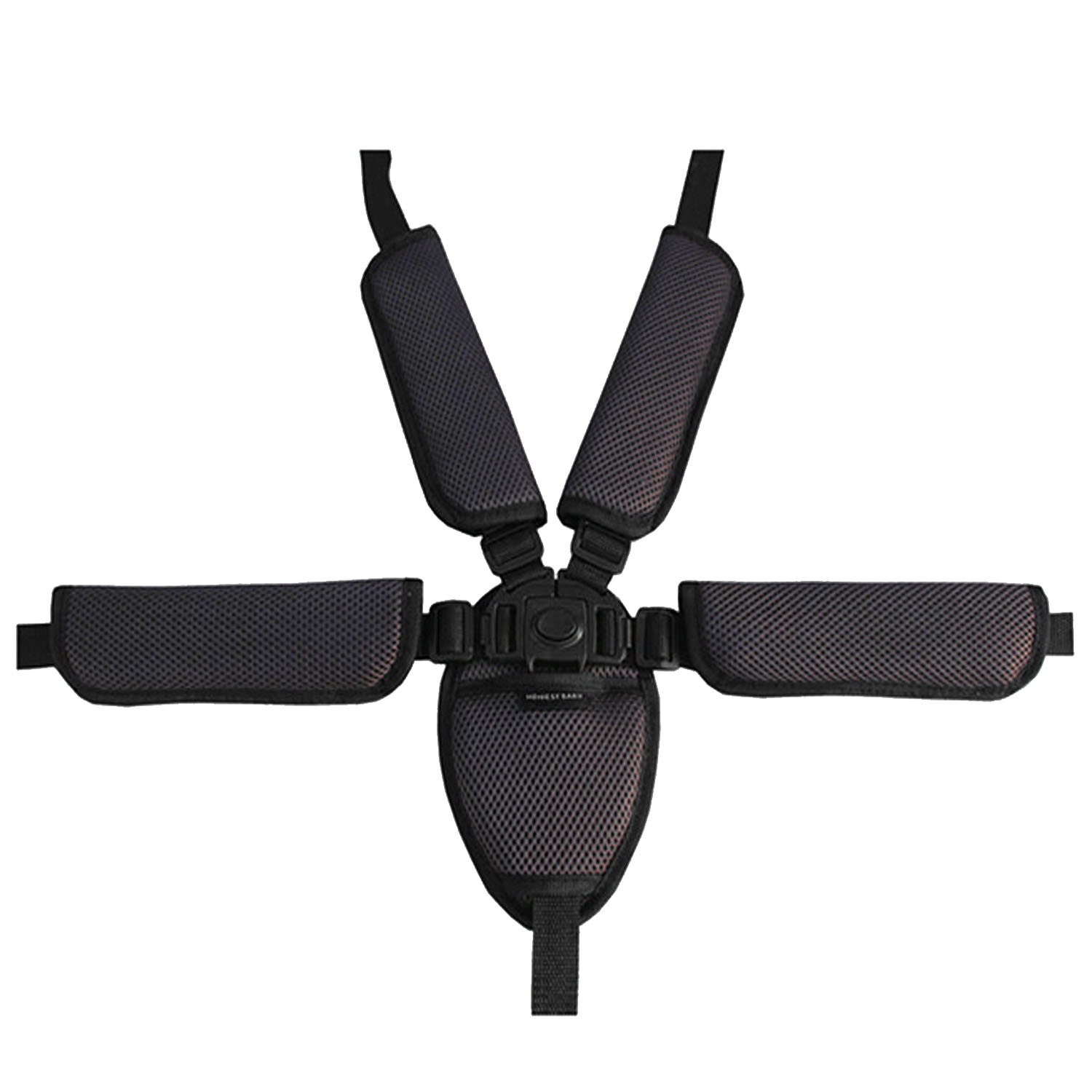 Baby Kid 5 Point Safety Seat Harness Belt Strap for Stroller High