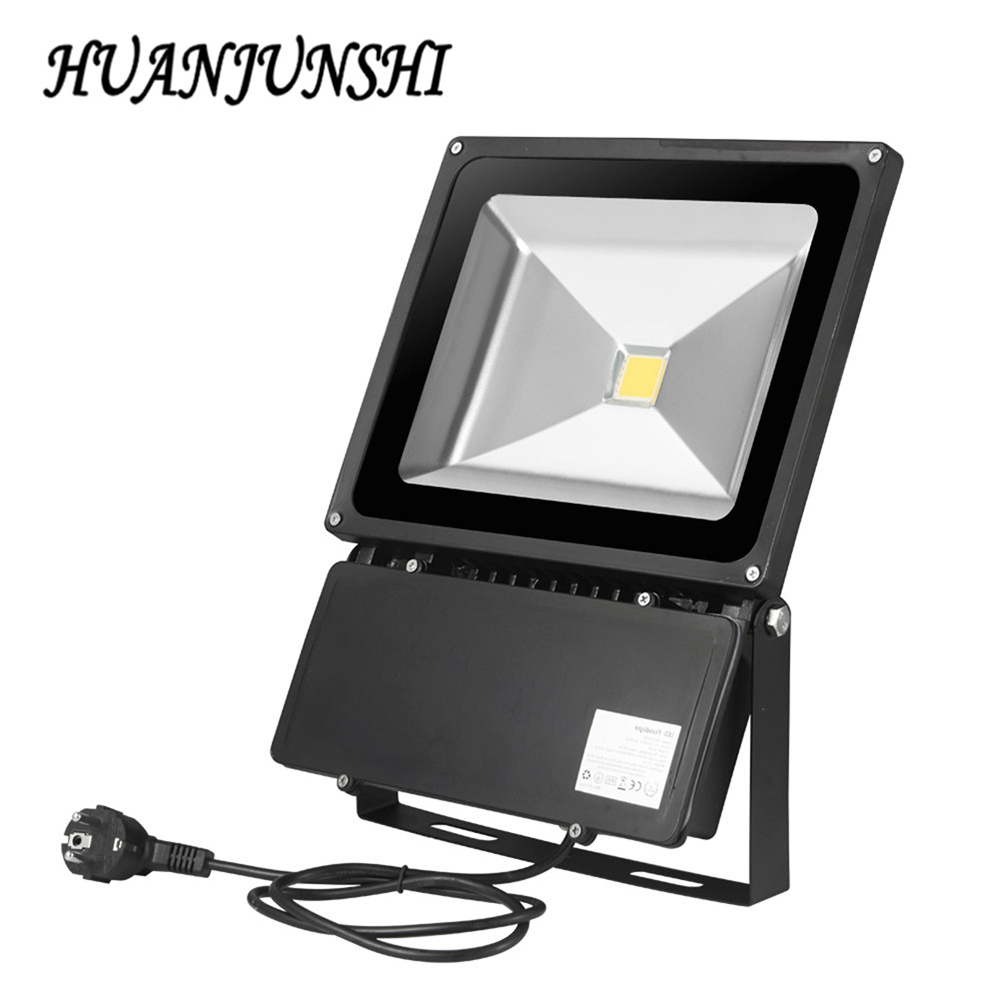 100W 9000LM LED Flood Light IP65 AC 85-265V projektor led exterieur Led Floodlight projektor Led spotlight udendørs belysning