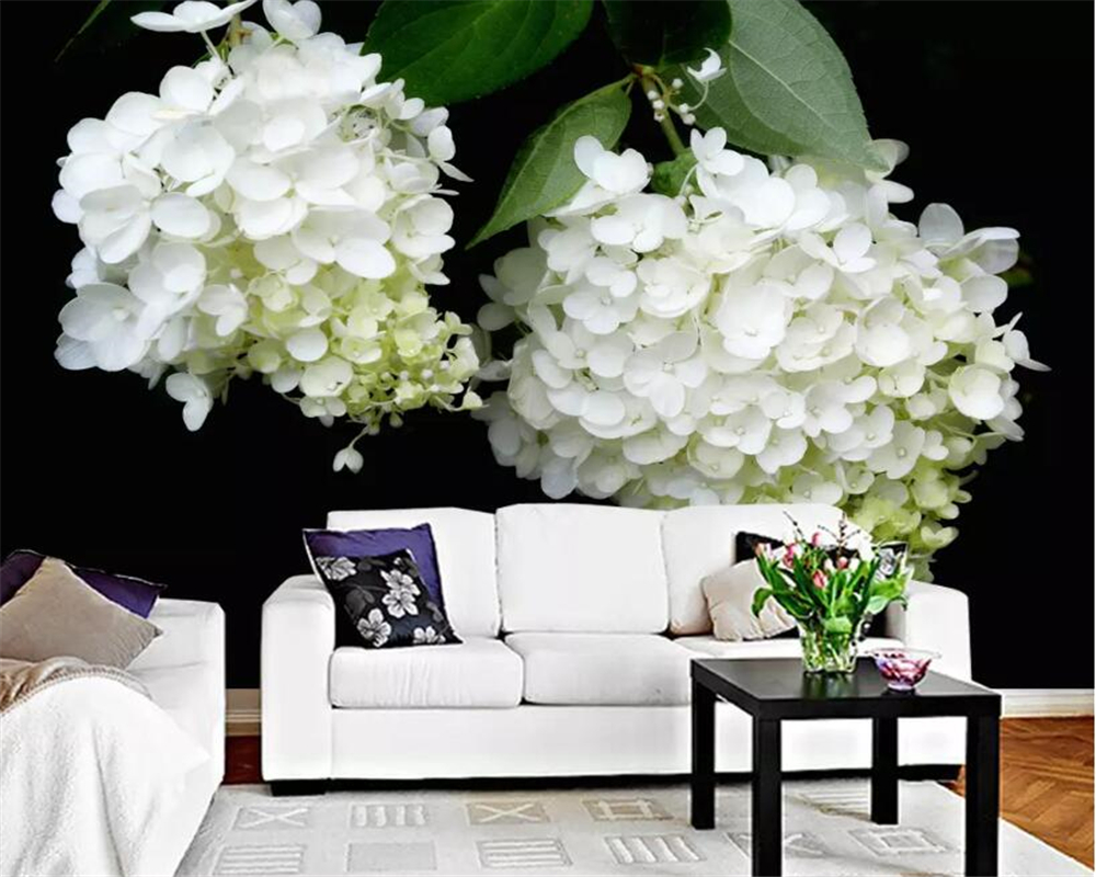 Обои гортензия, цветы, комната. Цветы foto 19