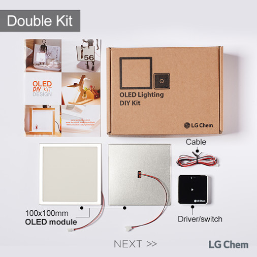 Oled Lampen Kaufen: The New Generation Of Lighting Products Double OLED DIY