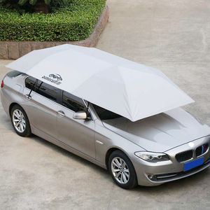 Buttons Sun Shade Car Cover Ea