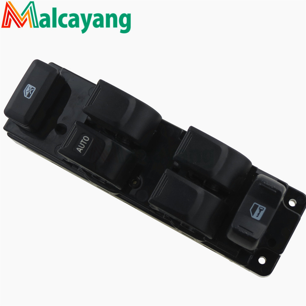 897400382D New High Quality Front Left Electric Power Window Switch Fit For Isuzu D max 2003