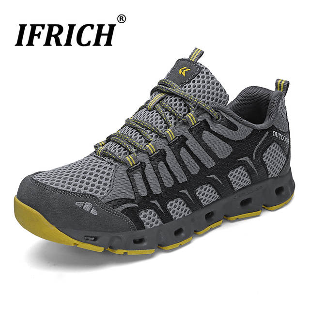 Womens Water Sport Shoes Breathable Surf Beach Trail Hiking Outdoor Snekaers