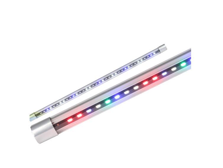 SOBO T8 LED pour aquarium éclairage décoratif lampe de plongée rouge blanc et bleu trois couleurs aquarium lampe décorative lampe à LED