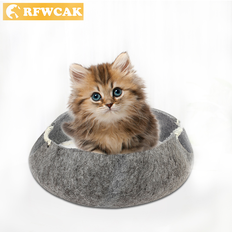 RFWCAK New Simple Style High Quality Warm Sleeping Bags Pet Kennel Dog All Seasons Available Pet Cat Nest Sofa Free Delivery