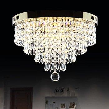 Lembut Lampu Langit-langit LED Permukaan Mount Kamar Rumah Kantor Lampu Dapur Perlengkapan Bentuk Bulat Dekorasi Rumah Lampu