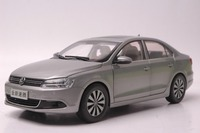 1 18 Diecast Model For Volkswagen VW Sagitar Jetta 2012 Silver Alloy Toy Car Collection Gifts