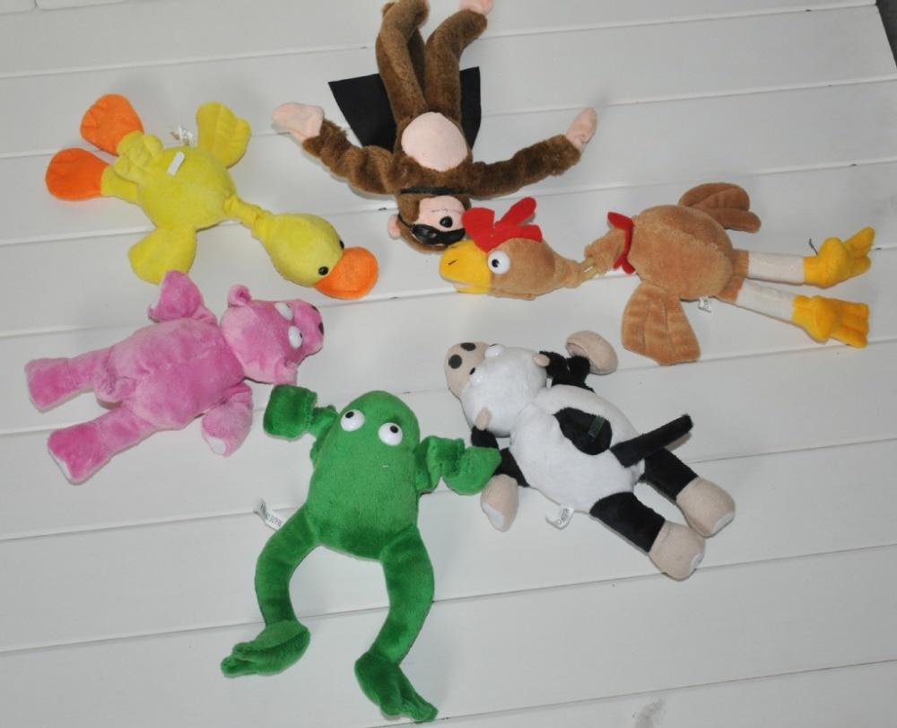Aliexpress.com : Buy Children Toys Novelty Funny Slingshot Plush ...