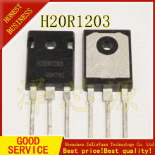 2PCS induction cooker IGBT power tube H20R1203 substitute H20R1202