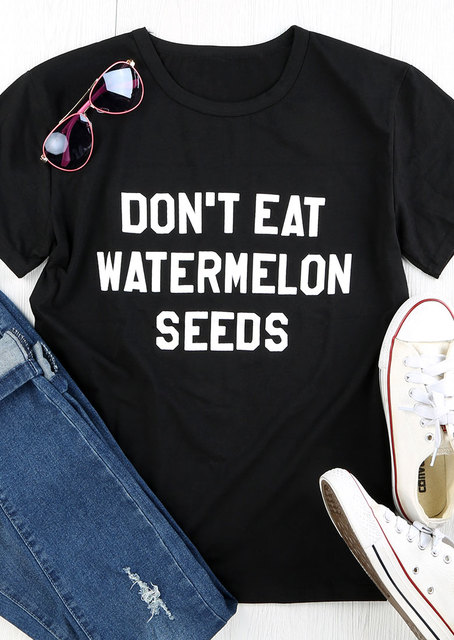 c28206e7f Don't Eat Watermelon Seeds, Funny Maternity Shirt Pregnancy Announcement  Shirt Mommy To Be