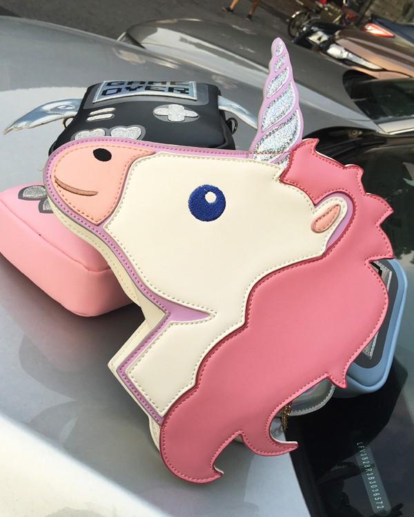 HTB1X3WNLpXXXXcMXFXXq6xXFXXXA - Unicorn Handbag women Shoulder Bag Cute