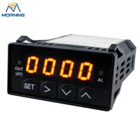 XMT 7100 Panel Size 48 24mm Power Supply DC 12V LED Orange Differential Temperature Controller