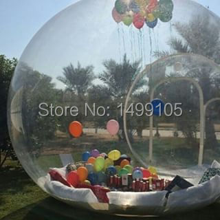 inflatable show house Backyard Transparent tentinflatable beach tent inflatable c&ing tent 1pc : inflatable beach tent - memphite.com