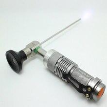 Esddi 4 Вт портативный ручной светодиодный светильник с холодным светом 400лм металлический эндоскоп для профессионального осмотра