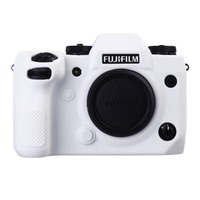 new XH1 Soft Silicone Rubber Camera Protective Body Case Skin For FUJIFILM Fuji X H1 Camera Bag High quality protector Cover