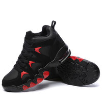 2016 Original Basketball Shoes For Men Ankle Boots Anti Slip Outdoor Women Sports High Top