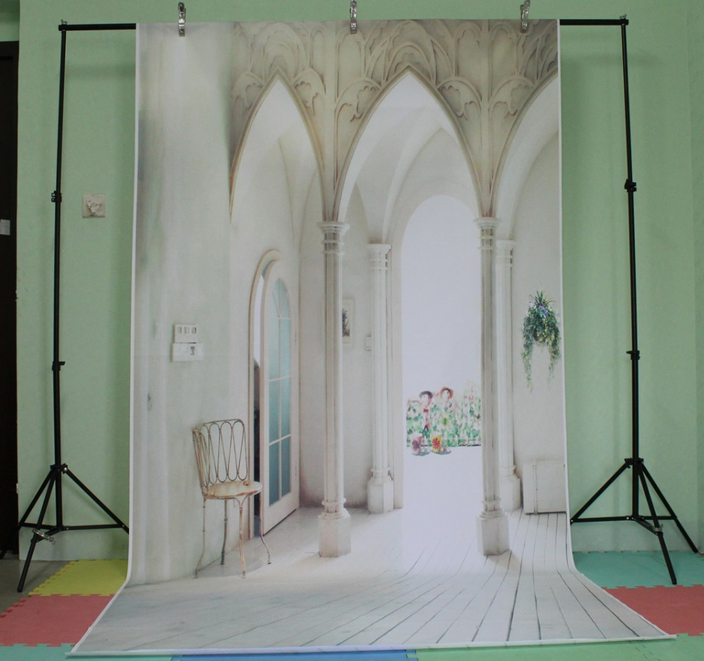 Life Magic Box Vinyl Wedding Backdrop Cool Backgrounds Wedding Photography White  Tablecloth White Background(China