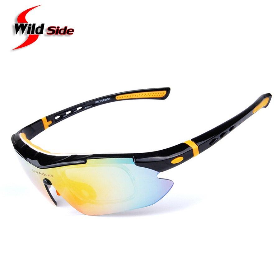 OBAOLAY ÓCULOS De Ciclismo UV400 5 Lente Polarized Óculos de Desporto Ao Ar  Livre Das Mulheres Dos Homens Unisex MTB Estrada Andar de Bicicleta Eyewear  ... a10e4fa72a
