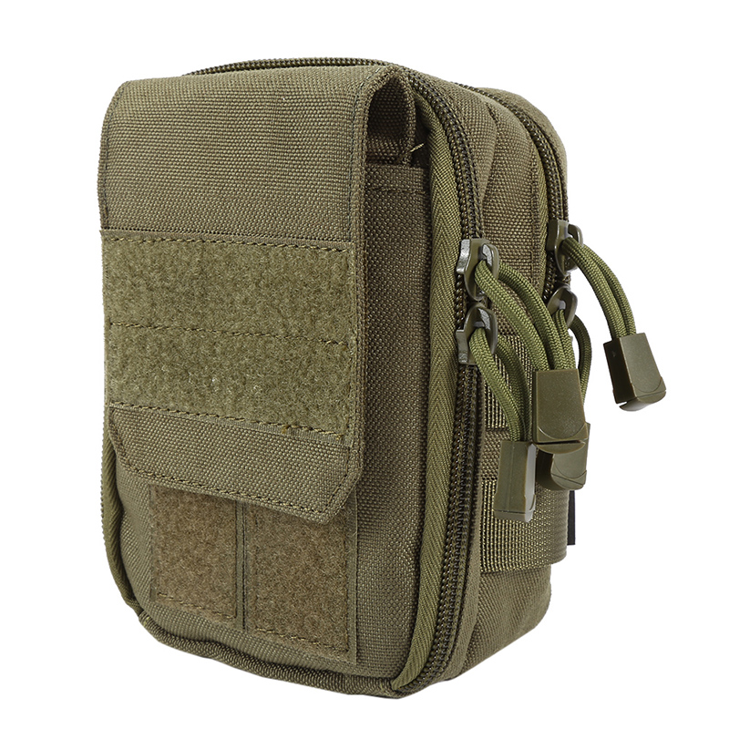 600D Nylon Waterproof Military Molle Sport Bag Utility Travel Waist Bag Sling Shoulder Bag Hiking Outdoor Pouch airsoft tactical bag 600d nylon edc bag military molle small utility pouch waterproof magazine outdoor hunting bags waist bag