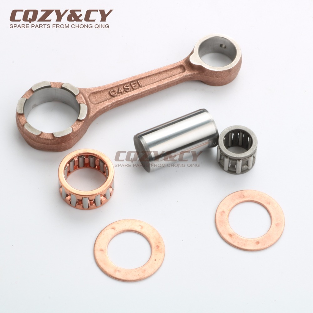 Scooter crankshaft connecting rod for Honda Dio ZX 50 AF34 AF35 2 stroke