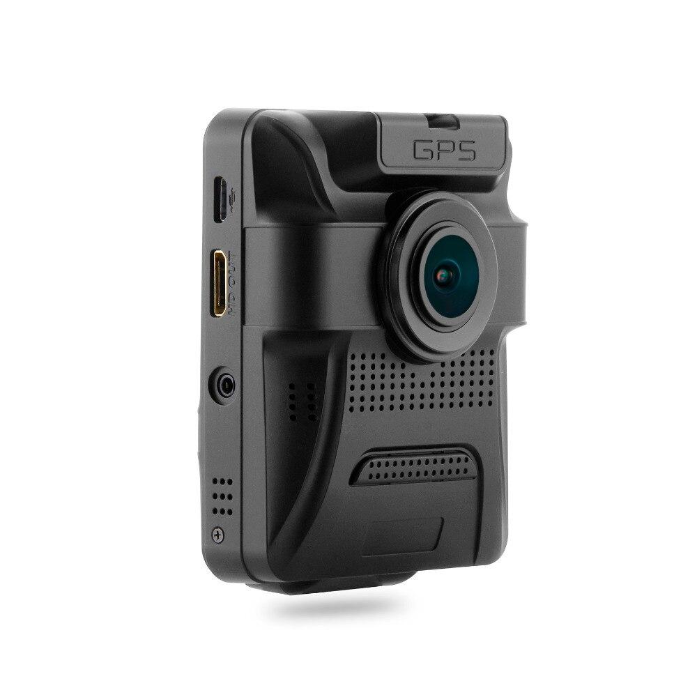Azdome GS65H Novatek 96655 Car DVR Dual Camera GPS Tracker Super HD 1440P Night Vision Dual Lens Dash Cam 150 Degree Angle DVR