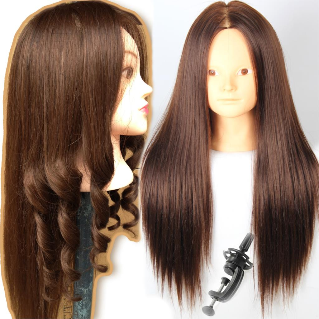 Aliexpress Com Buy Cosmetology Mannequin Heads With Hair