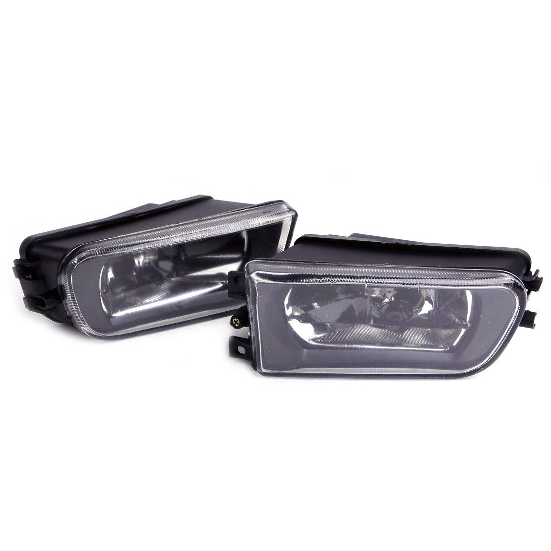 beler Left + Right Fog Light Lamp 63178360575 63178360576 Fit for BMW E36 Z3 E39 5 Series 528i 540i 535i 1997 1998 1999 2000 2pcs right left fog light lamp for b mw e39 5 series 528i 540i 535i 1997 2000 e36 z3 2001 63178360575 63178360576