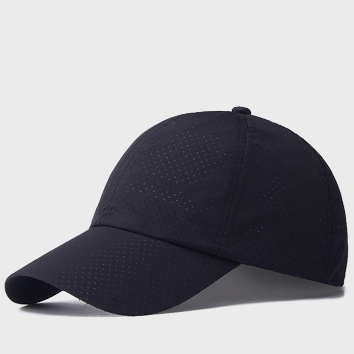 2018 Summer Quick Dry Baseball Cap Men's Casual Breathable Hat Outdoor Sun Hat