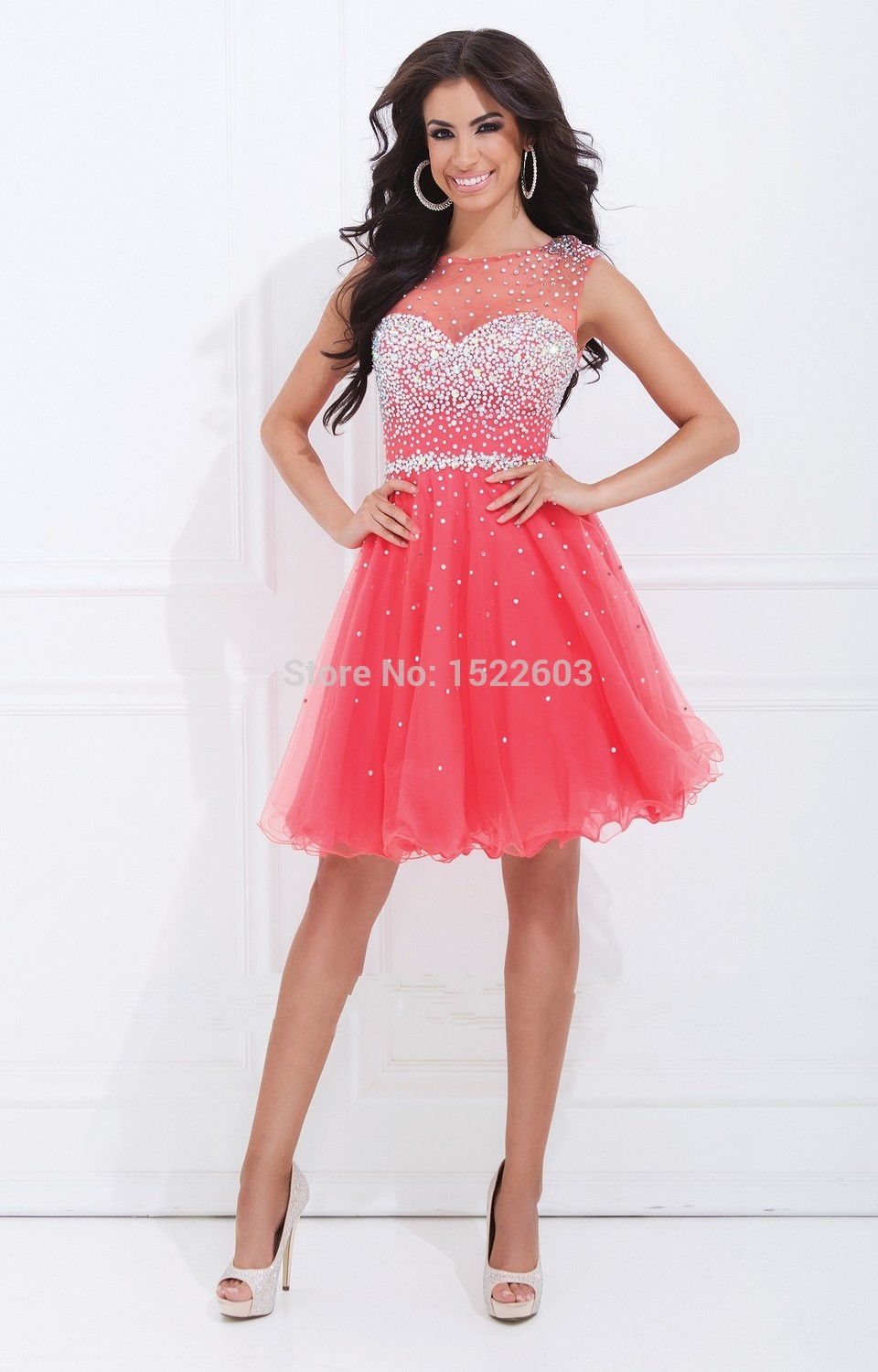 Tween Knee Length Formal Dresses