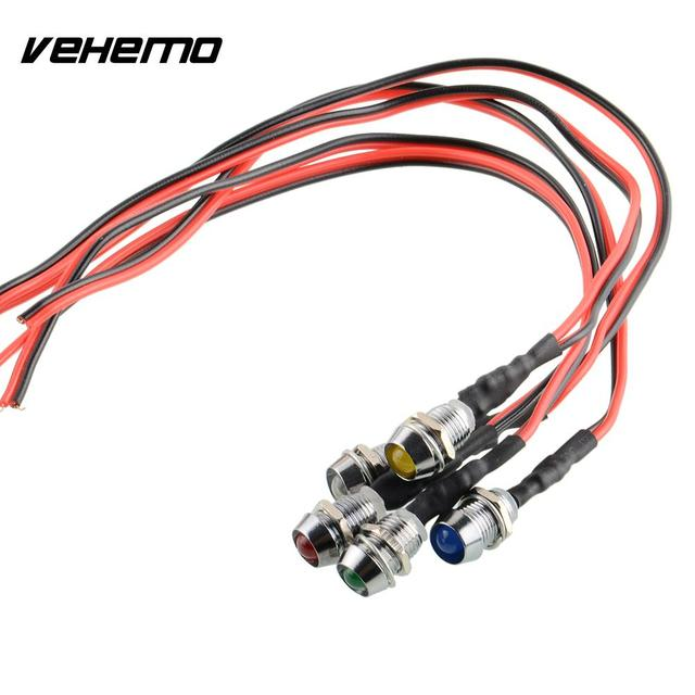 Vehemo Cool 5x Led Lampje Lamp Pilot Dash Directional Voor Auto Cars