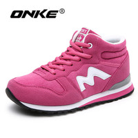 ONKE Brand 2016 Women Shoes Sneakers Spring Autumn Medium Cut Women S Running Shoes Sports Trainers